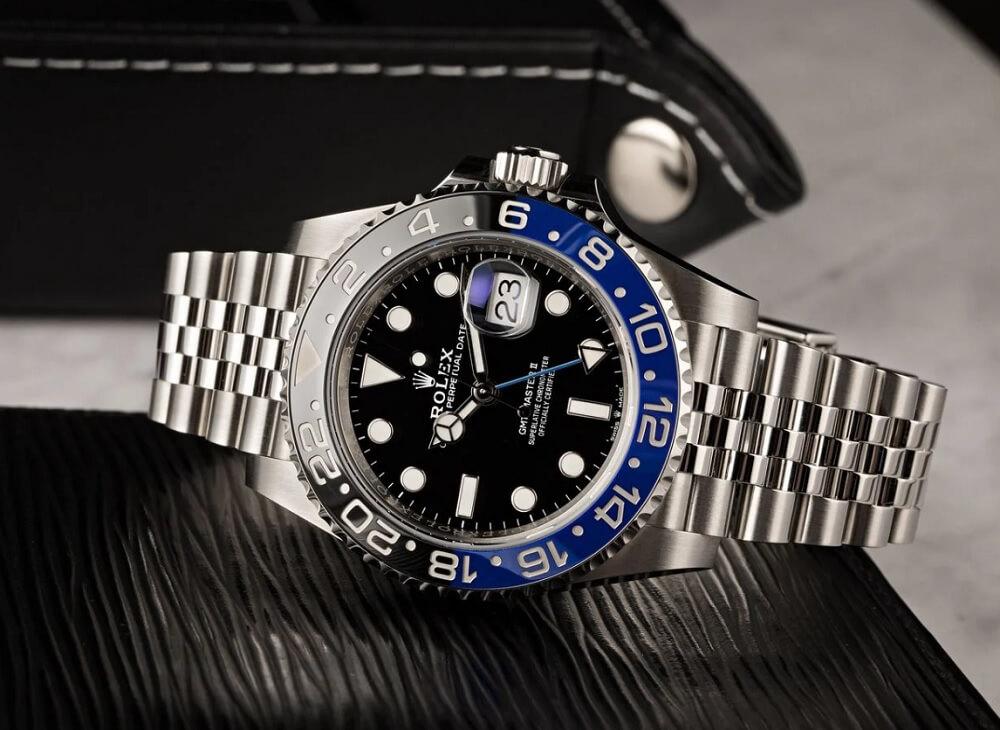 Đồng hồ Rolex GMT-Master II - Batman