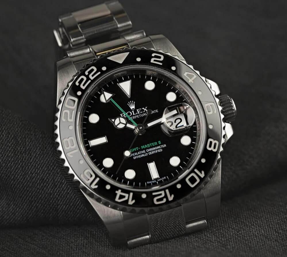 Đồng hồ Rolex GMT-Master II Ref. 116710LN