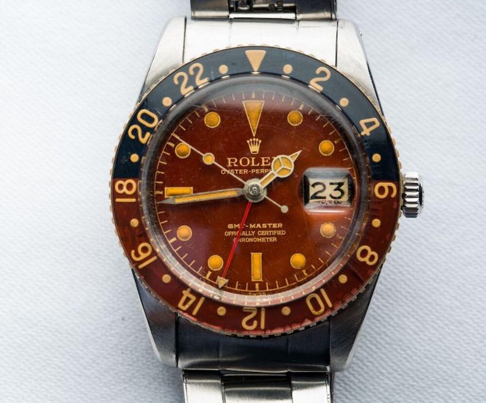 Đồng hồ Rolex GMT-Master cổ điển