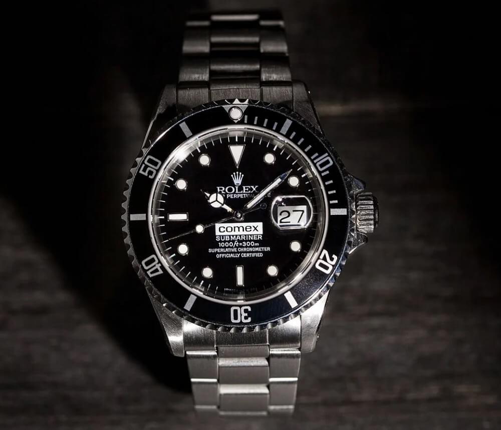 Đồng hồ Rolex Submariner 16610 COMEX
