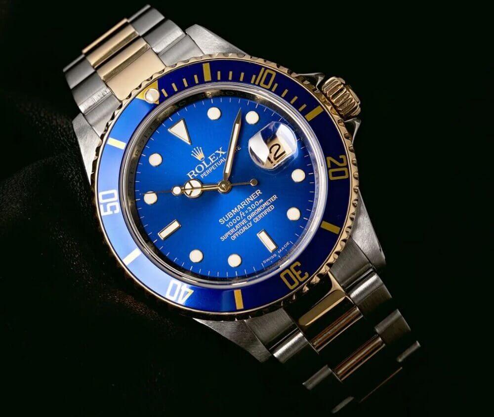 Đồng hồ Rolex Submariner 16613