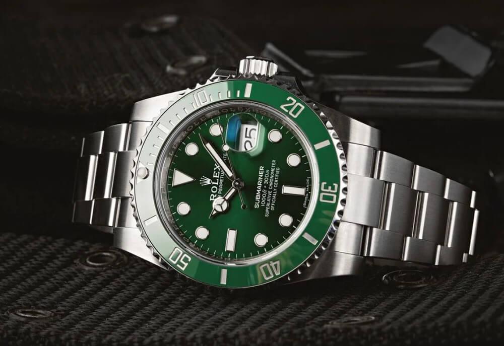 Đồng hồ Rolex Submariner - Hulk