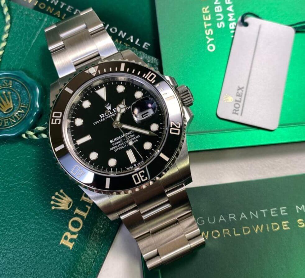 Đồng hồ Rolex Submariner 126610LN