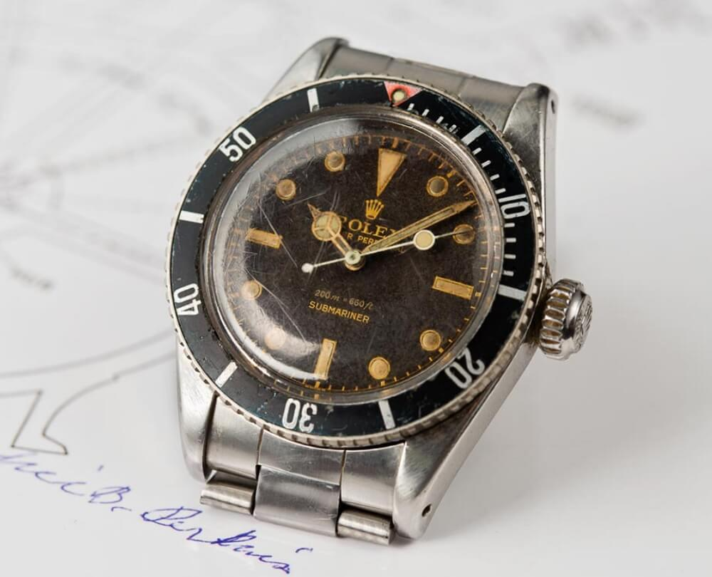 Đồng hồ Rolex Submariner Vintage