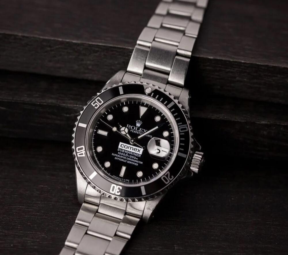 Đồng hồ Rolex COMEX Submariner 16610