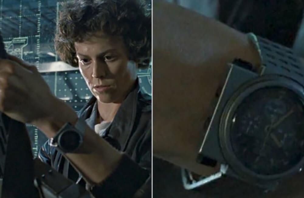 Đồng hồ Seiko Giugiaro 7A28-7000 - Aliens