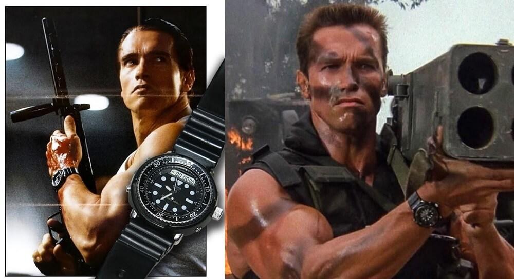 """Đồng hồ Seiko H558 """"Arnie"""" - Phim Arnold Schwarzenegger"""