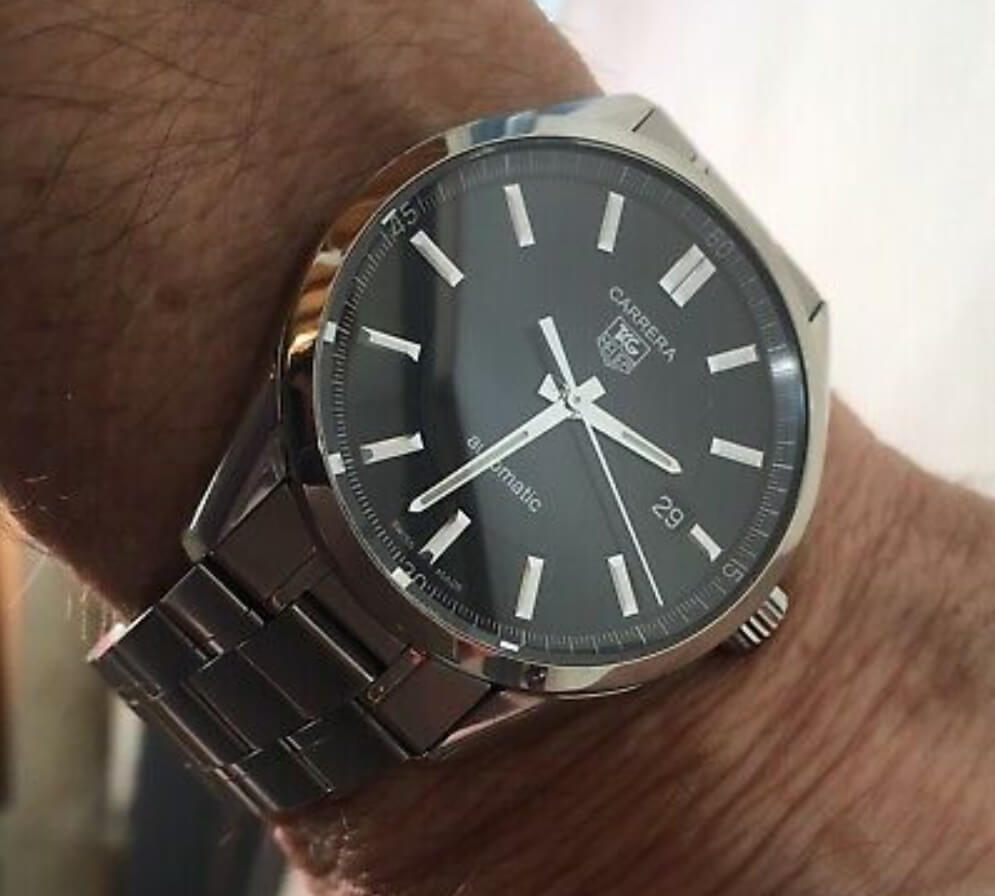 Đồng hồ TAG Heuer Carrera Automatic - Inception