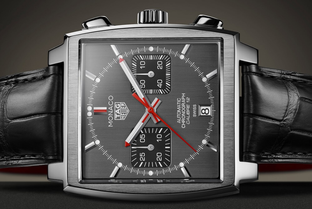 Đồng hồ TAG Heuer Monaco Calibre 12 Limited Edition Chronograph
