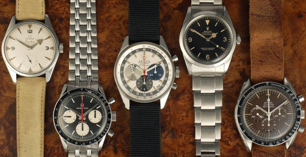 Đồng hồ cổ điển và Cách để bắt đầu bộ sưu tập đồng hồ cổ điển