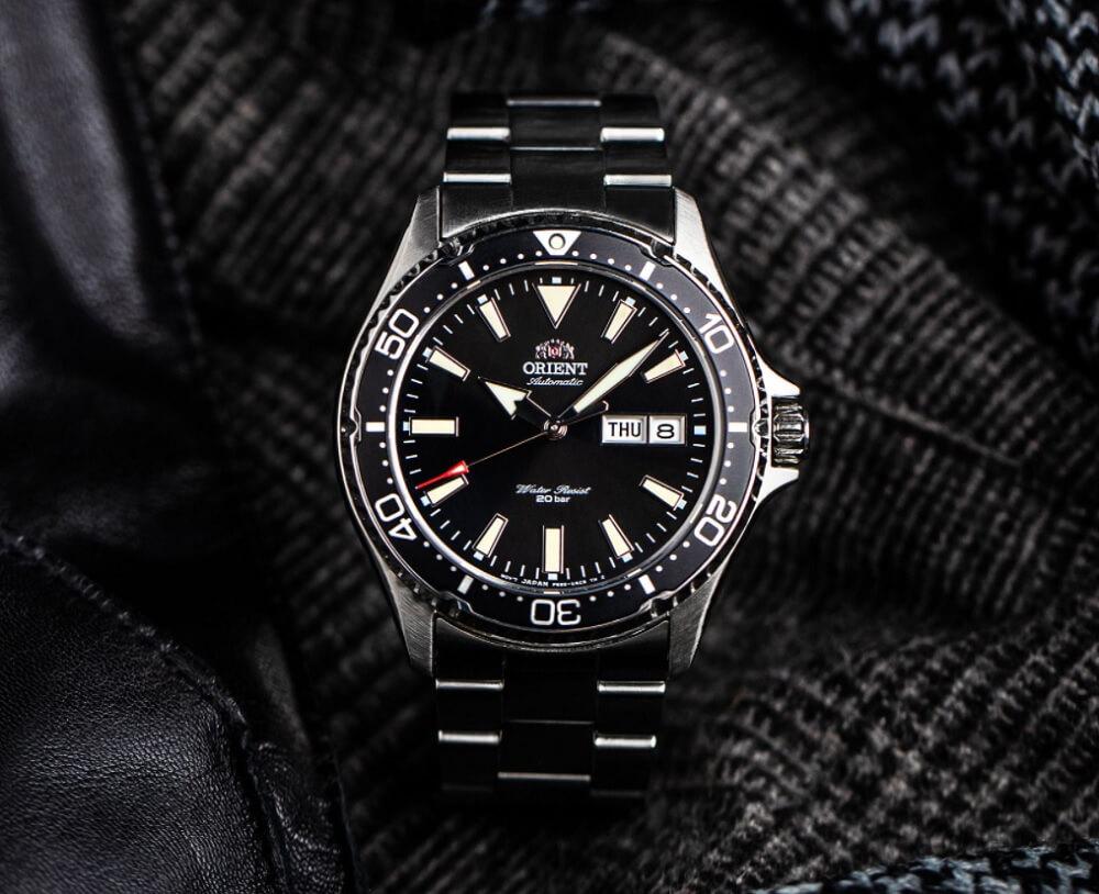 Đồng hồ Orient Kamasu RA-AA0001B19A