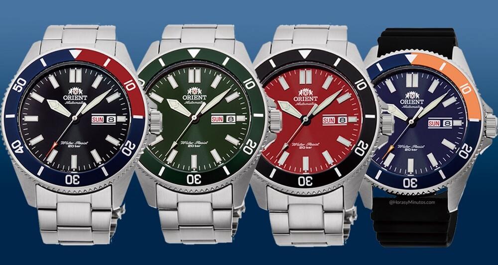 Giới thiệu đồng hồ Orient Kano