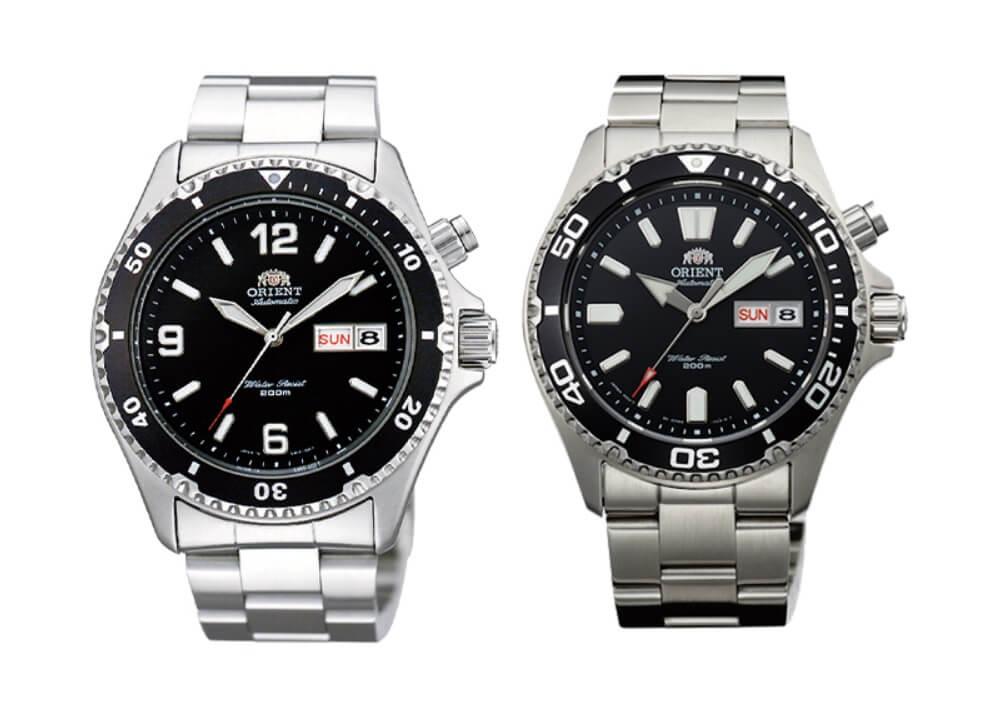 Đồng hồ Orient Mako II và Orient Mako USA II