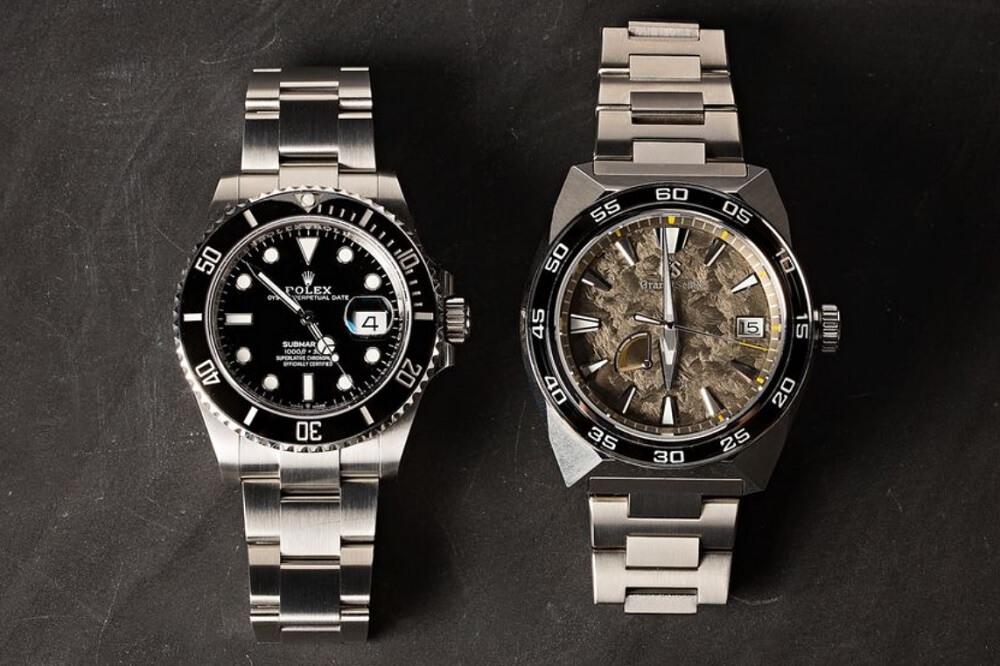 So sánh Rolex và Grand Seiko: Thương hiệu đồng hồ nào tốt hơn?