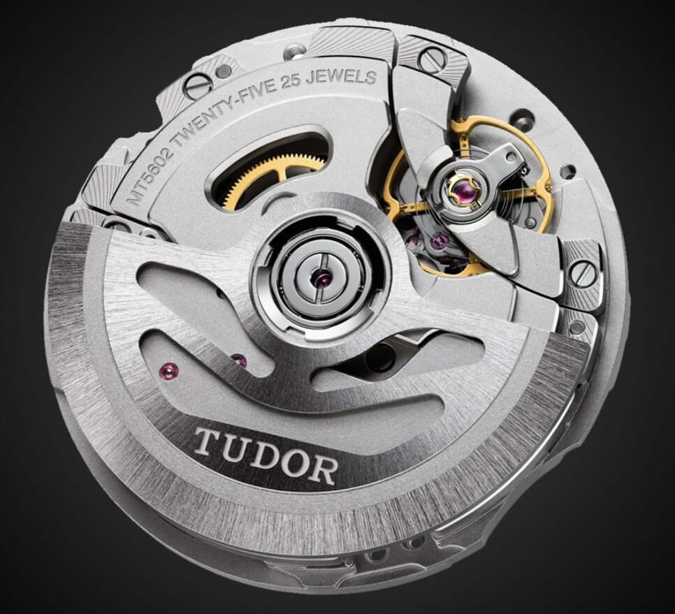 Bộ máy Tudor Calibre MT5602