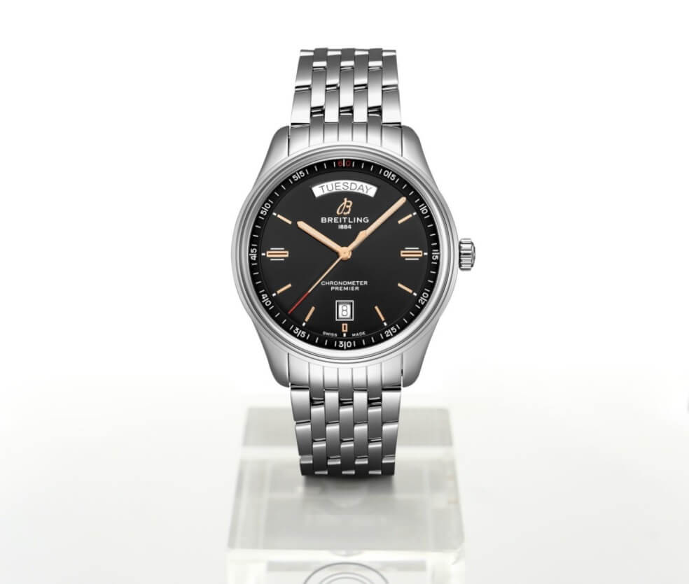 Đồng hồ Breitling Premier Automatic Day & Date 40 Ref. A45340241B1A1