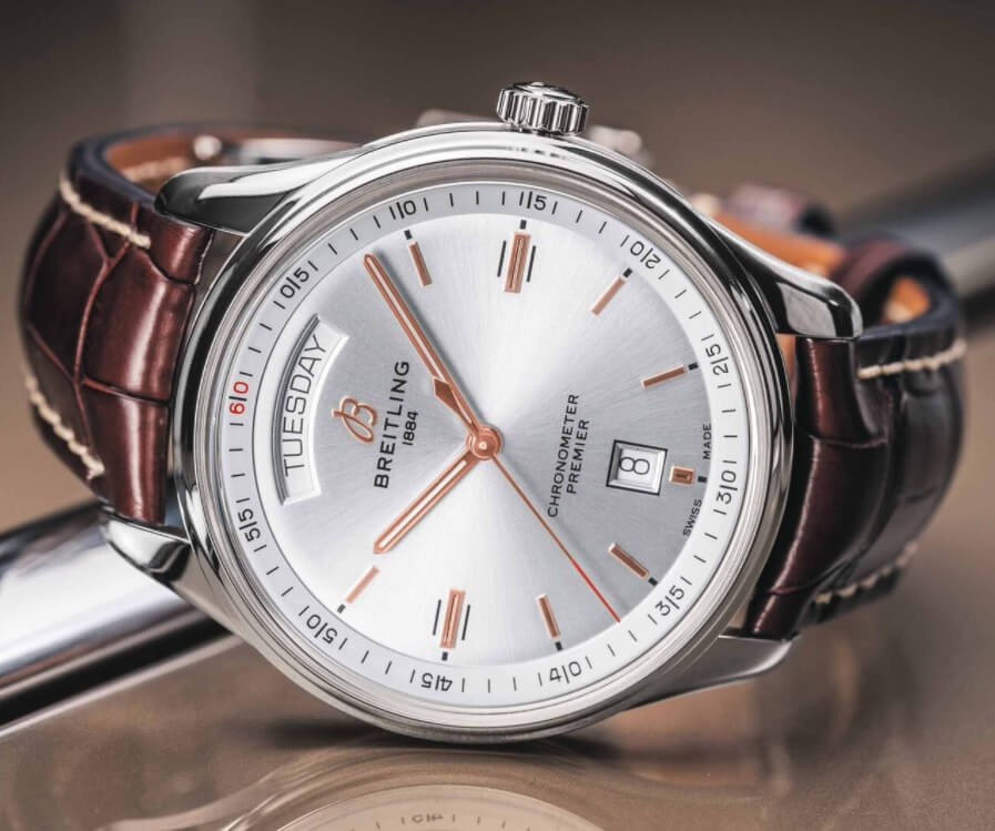Đồng hồ Breitling Premier Automatic Day-Date 40