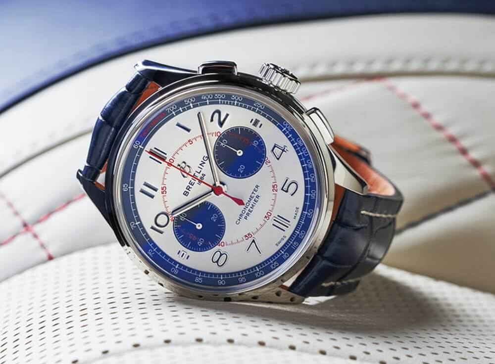Đồng hồ Breitling Premier B01 Chronograph 42 Bentley Mulliner Limited Edition Ref. AB0118A71G1P1