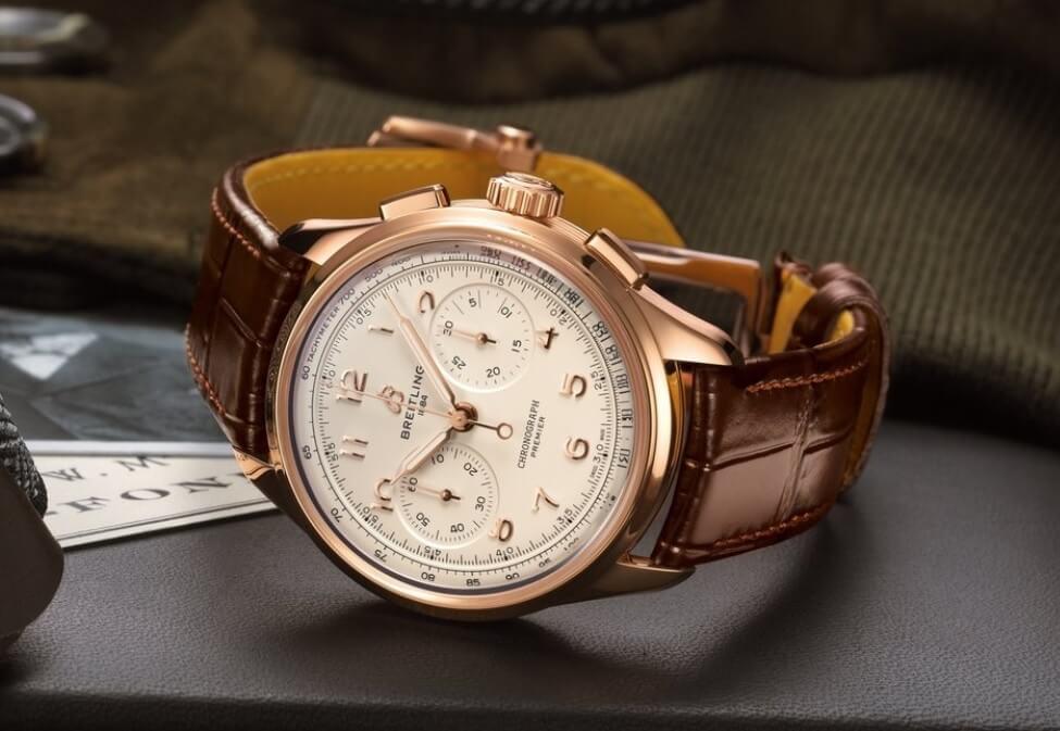 Đồng hồ Breitling Premier B09 Chronograph 40 Ref. RB0930371G1P1