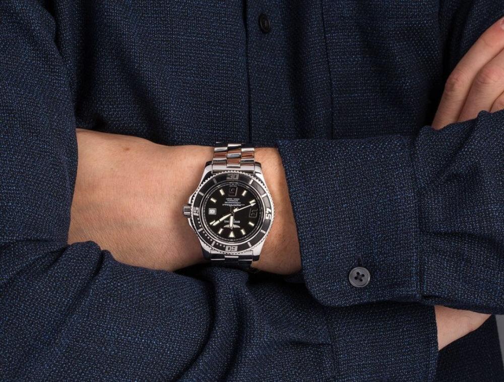 Nên mua đồng hồ Breitling Superocean nào