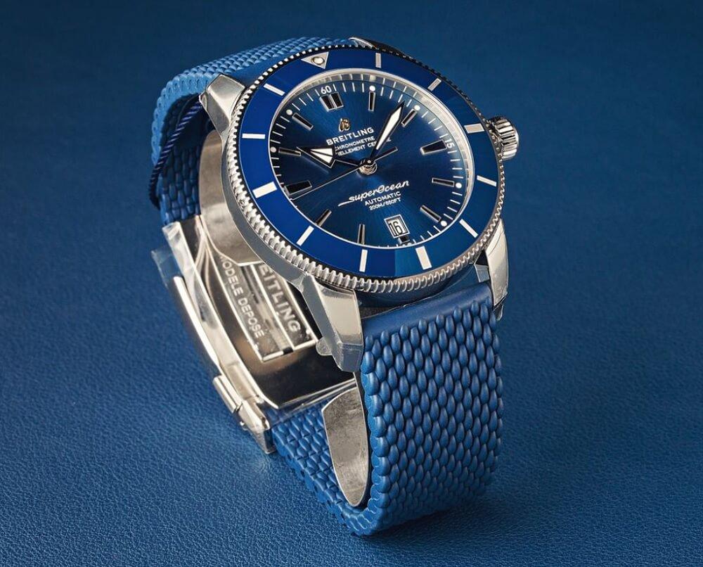 Đồng hồ Breitling Superocean Heritage Blue Dial