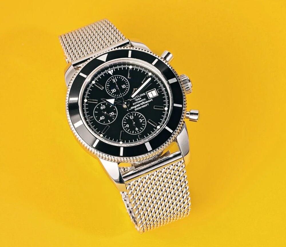 Giới thiệu về Đồng hồ lặn Breitling Superocean