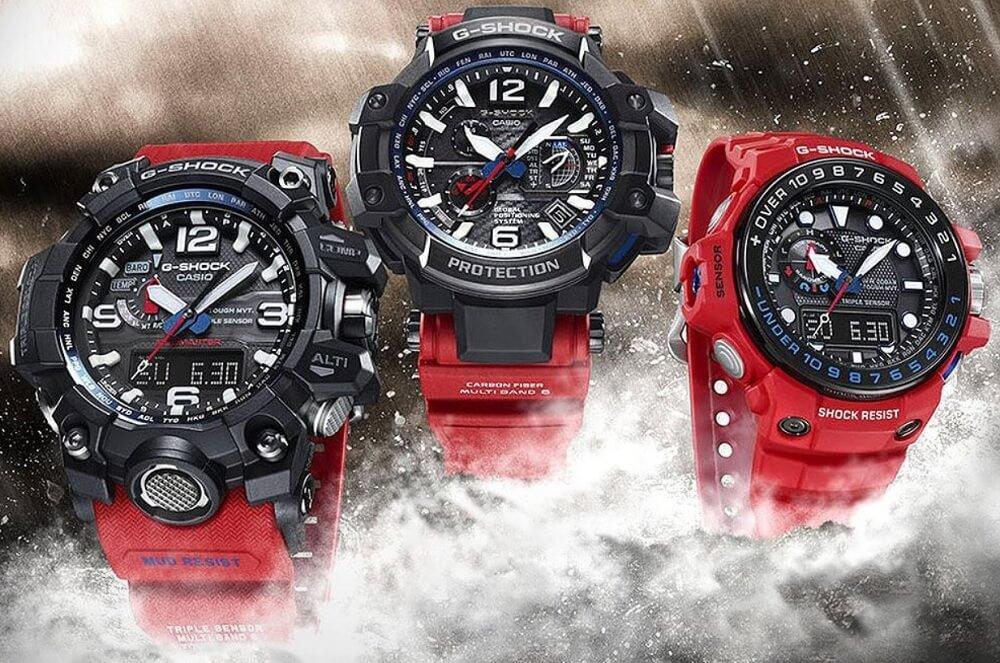 Đồng hồ G-Shock Master of G