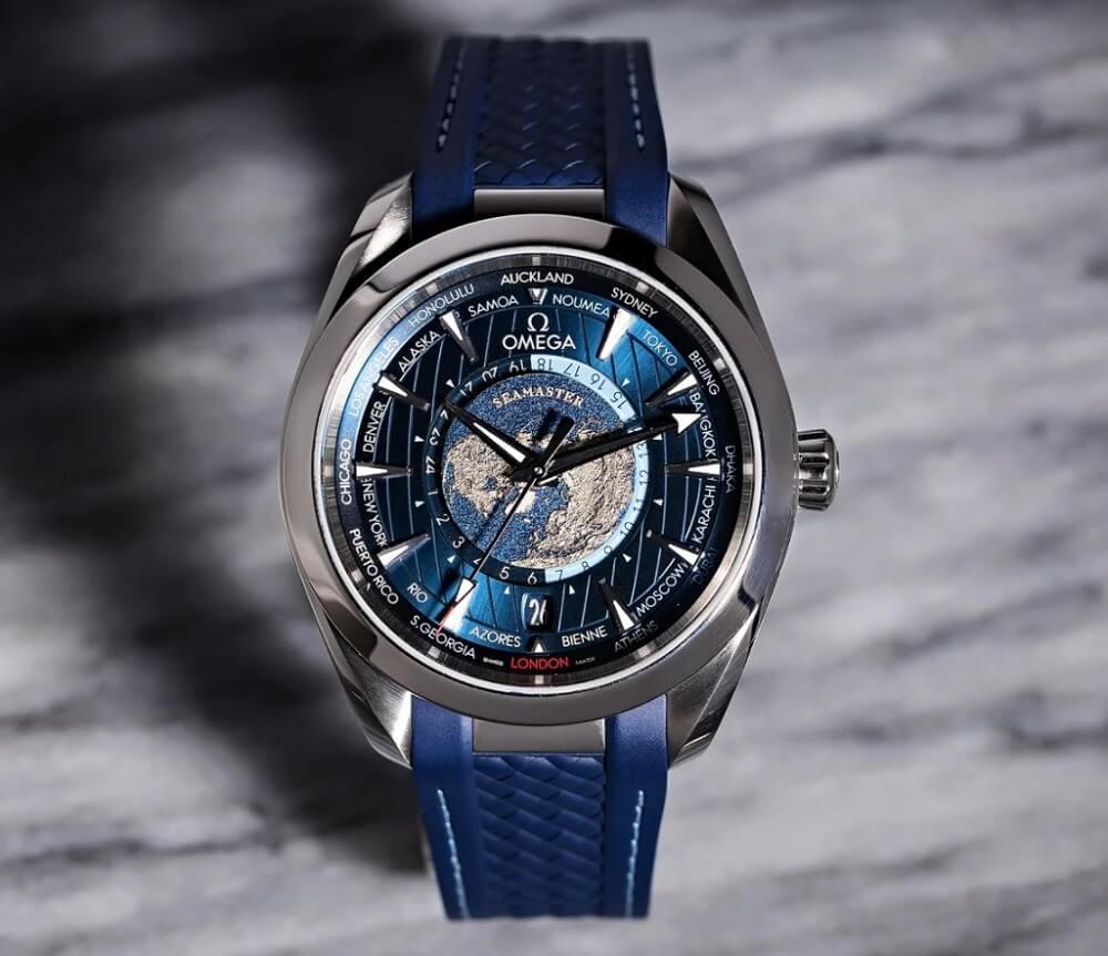 Đồng hồ Omega Aqua Terra