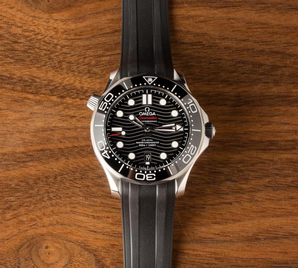 Đồng hồ Omega Seamaster 300 / Diver 300M