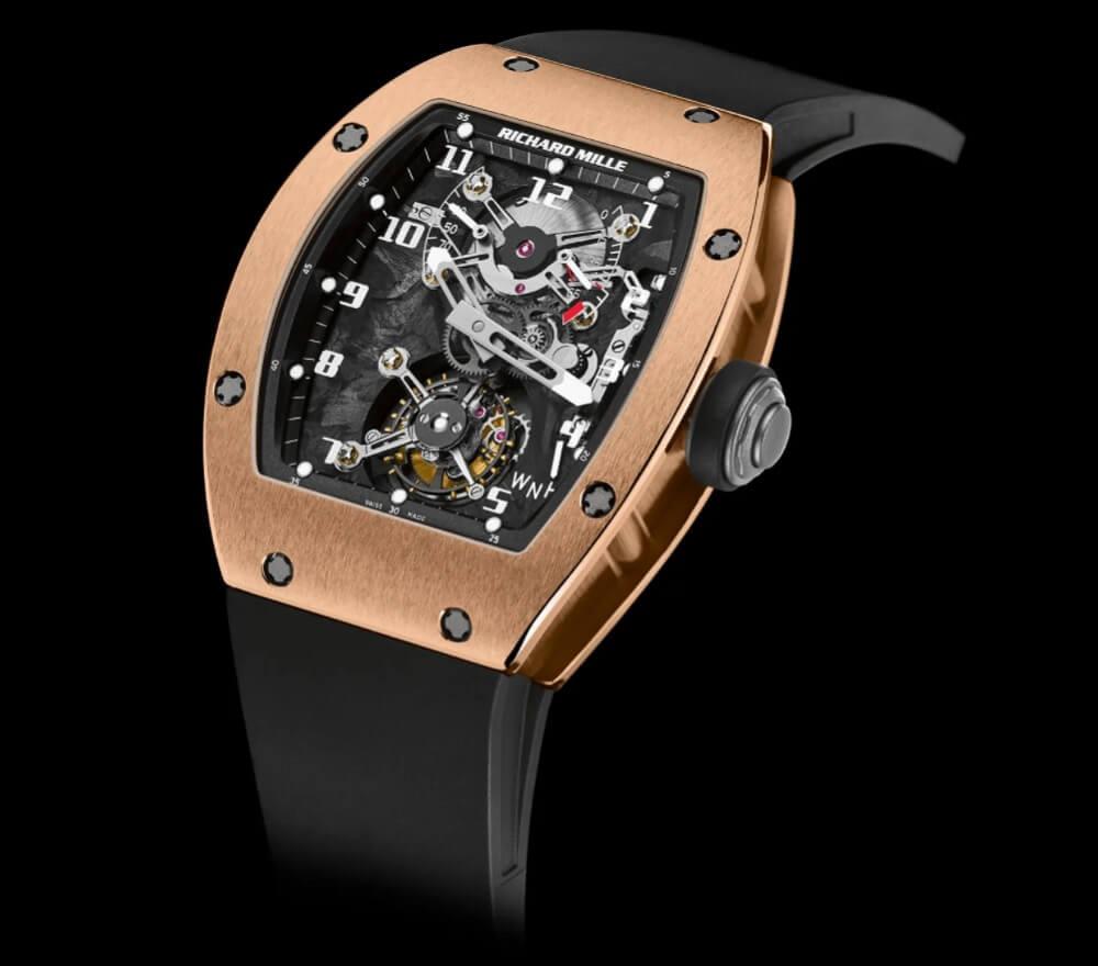 Đồng hồ Richard Mille RM 002 với giá 350.000 USD
