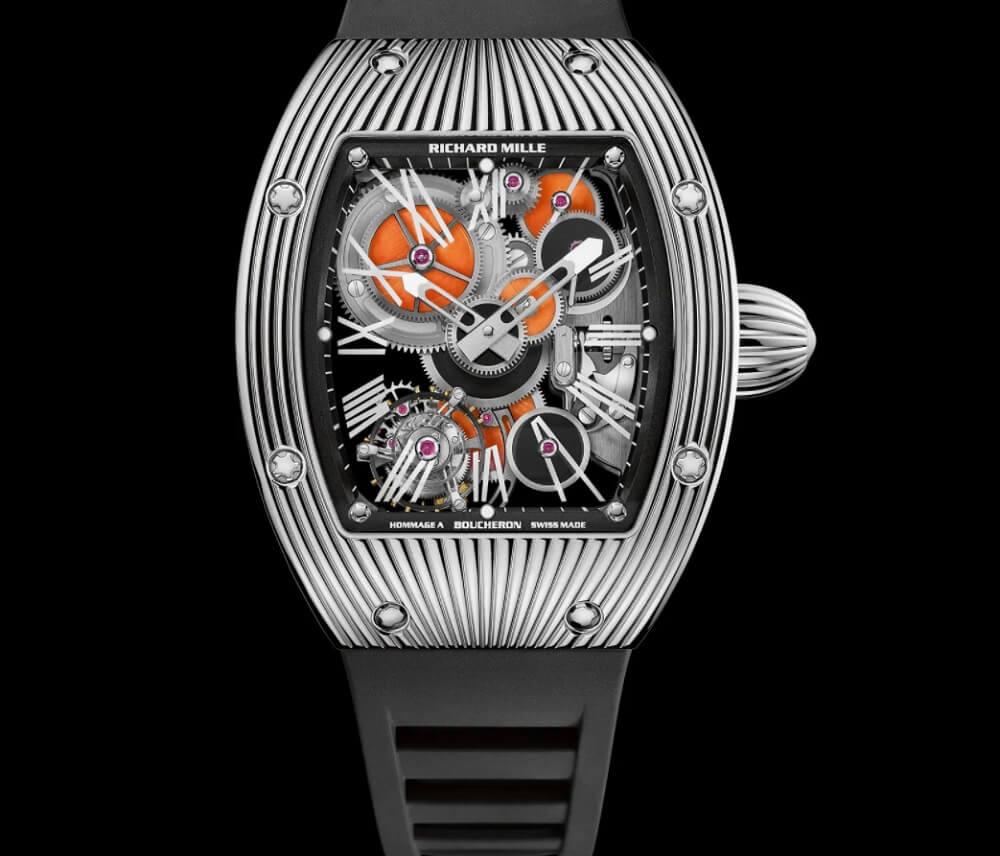 Đồng hồ Richard Mille RM 018 Boucheron với giá 1 triệu USD
