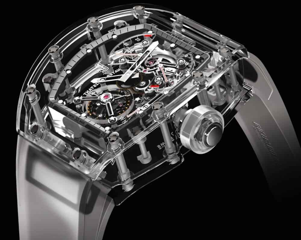 Đồng hồ Richard Mille RM 56-01 với giá 1.85 triệu USD