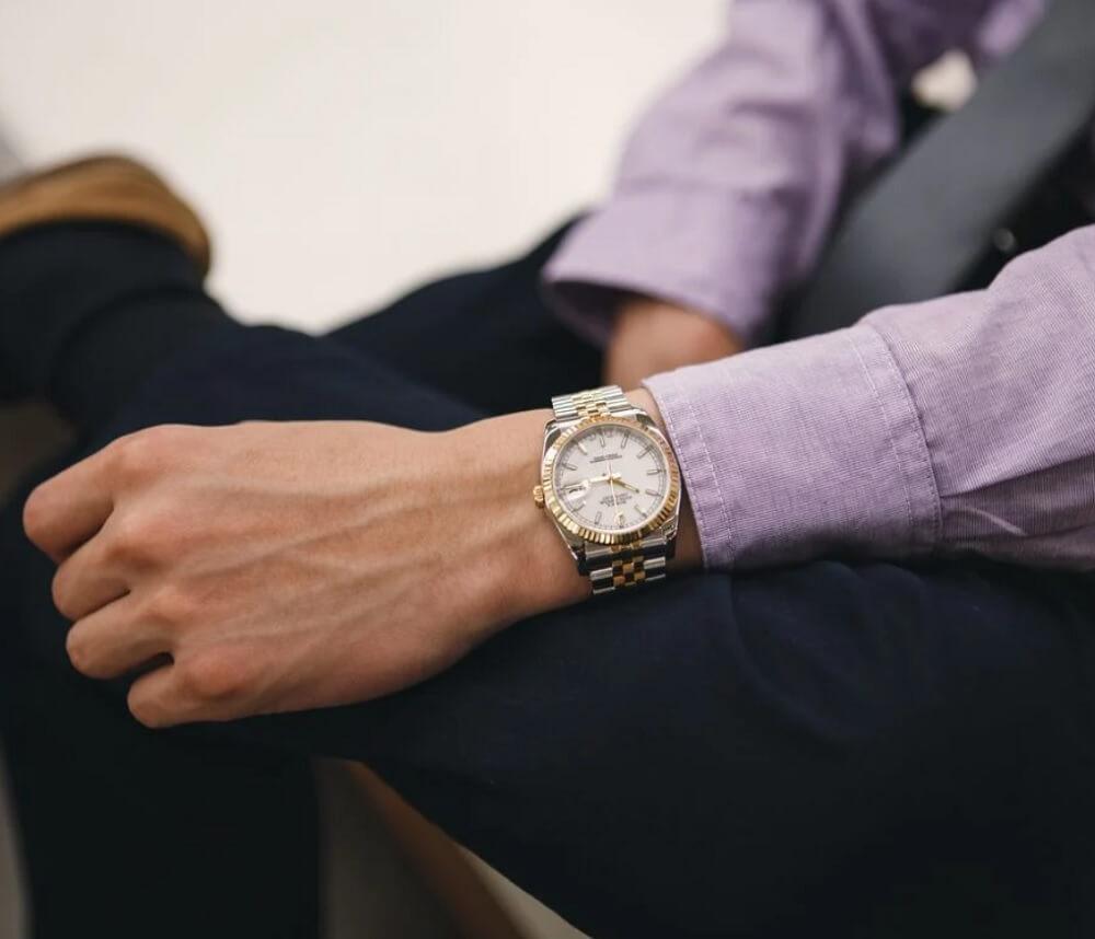 Đồng hồ Rolex Datejust 36 Ref. 116233