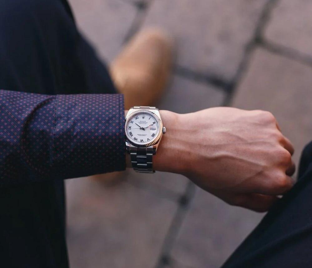 Thông số kỹ thuật đồng hồ Rolex Datejust 36