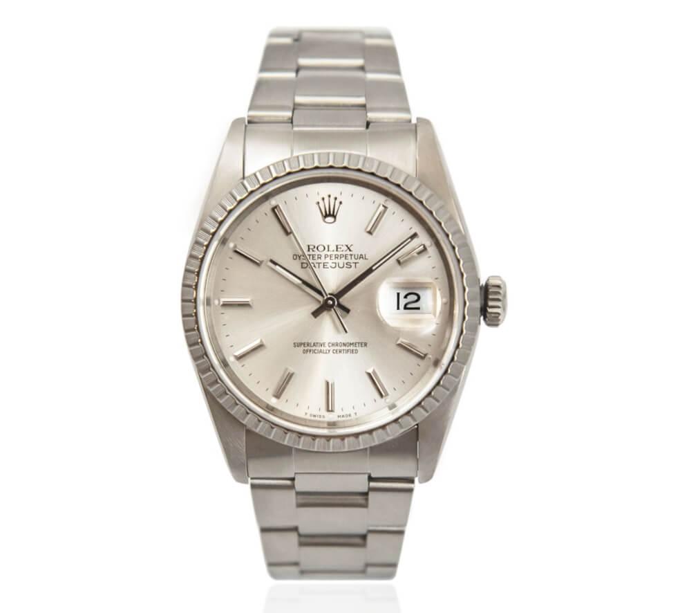 Đồng hồ Rolex Datejust 36 Ref. 16220 - Stainless Steel