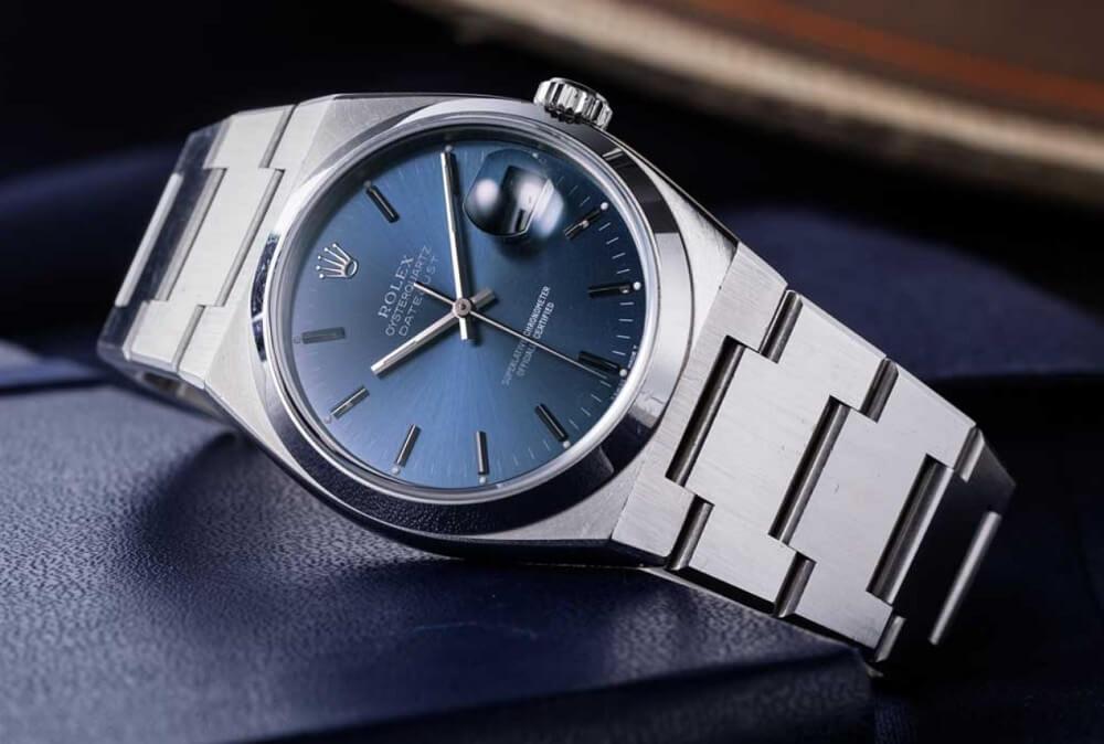 Đồng hồ Rolex Oysterquartz và những sự thật đáng ngạc nhiên