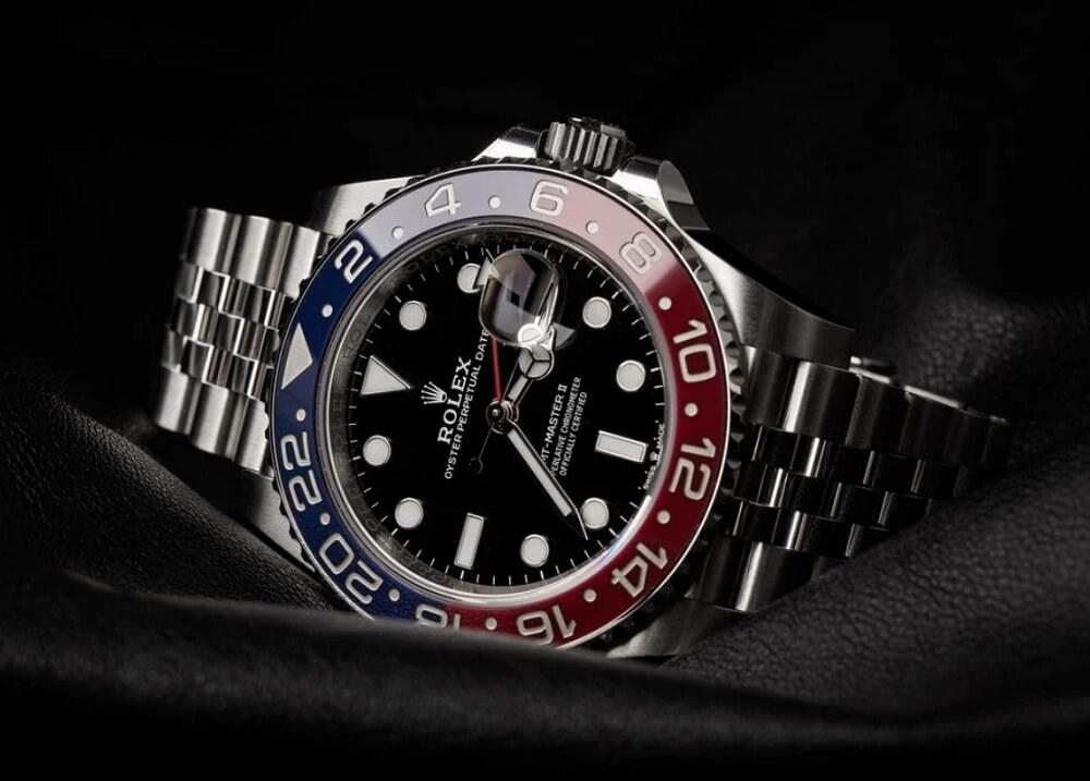 Giới thiệu về Rolex GMT-Master II Pepsi 126710BLRO
