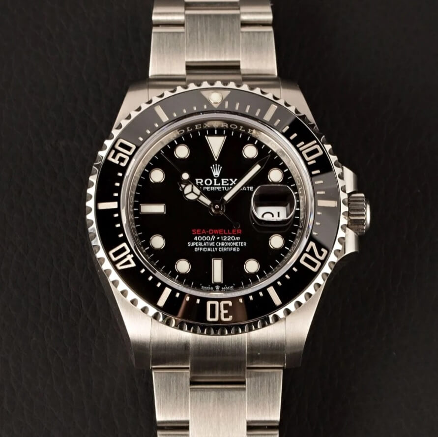 Đồng hồ lặn Rolex Sea-Dweller