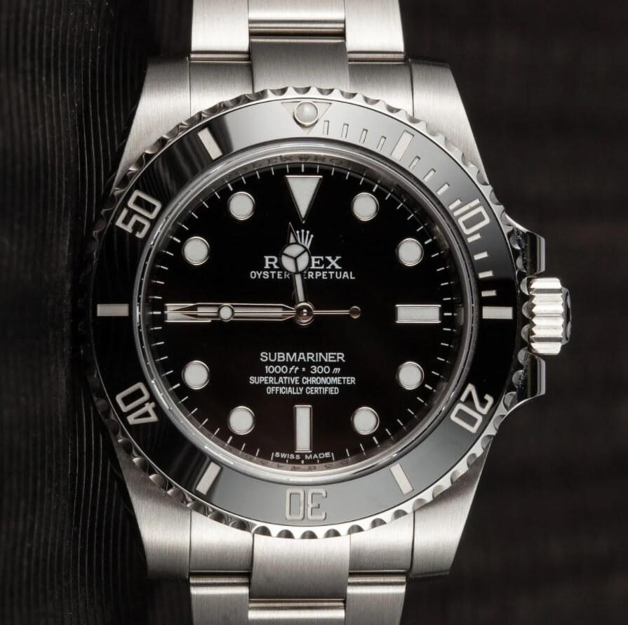 Đồng hồ lặn Rolex Submariner No-Date