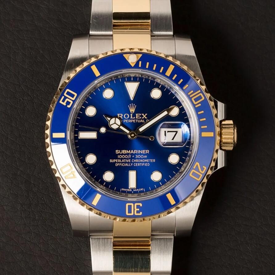Đồng hồ lặn Rolex Submariner Date