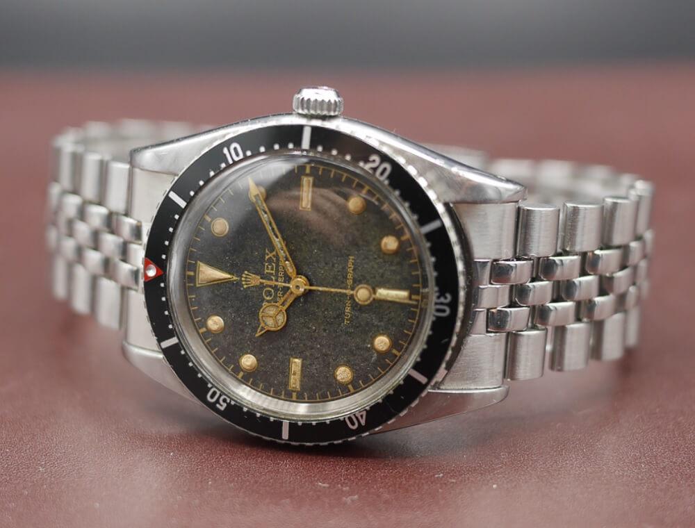 Đồng hồ Rolex Turn-O-Graph