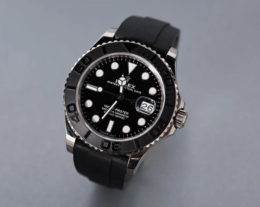 đồng hồ Rolex Yacht-Master 42 Ref. 226659 - Bezel Cerachrom