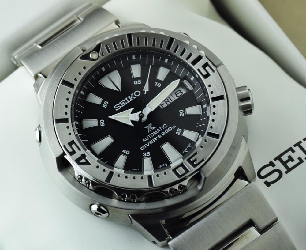 Đồng hồ Seiko Baby Tuna SRP637