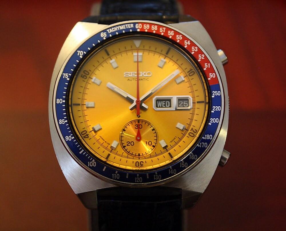 Đồng hồ Seiko Pogue 6139-6005 Chronograph Automatic