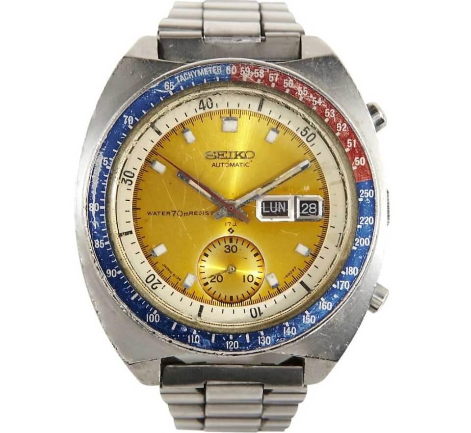 Đồng hồ Seiko 6139-6005