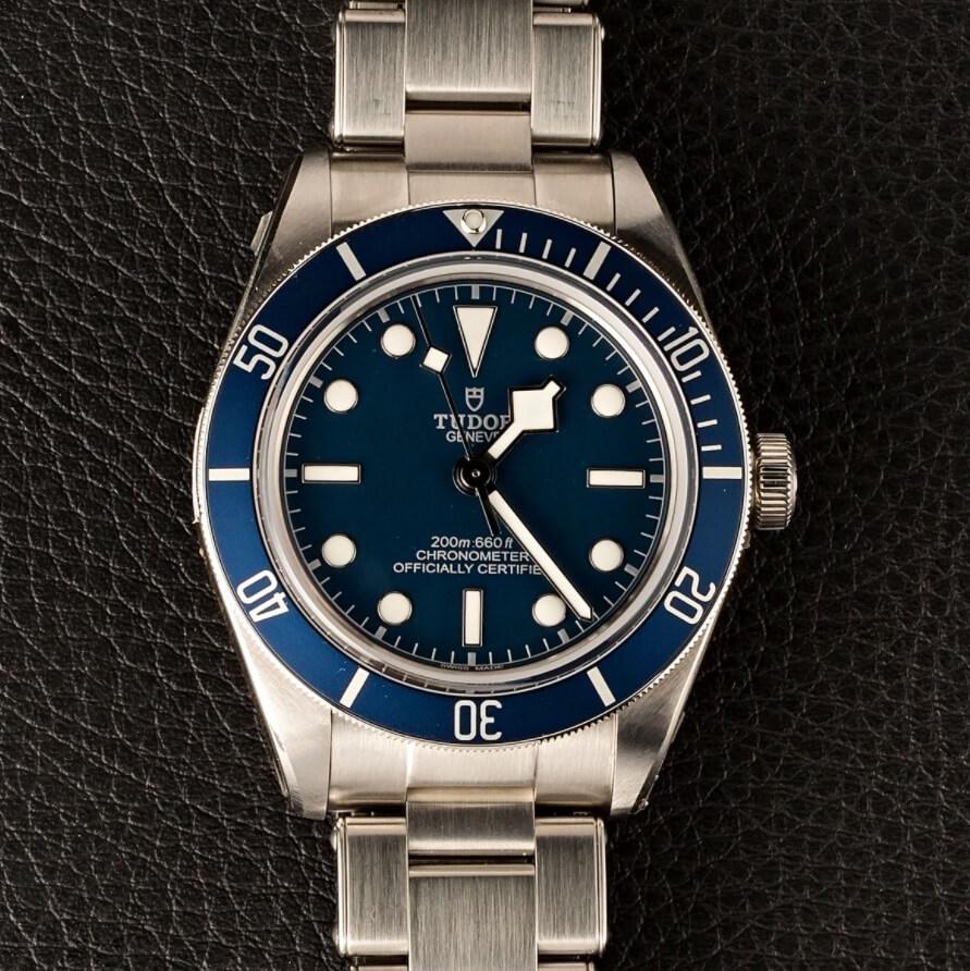 Đồng hồ lặn Tudor Black Bay Fifty-8 thay thế đồng hồ lặn Rolex