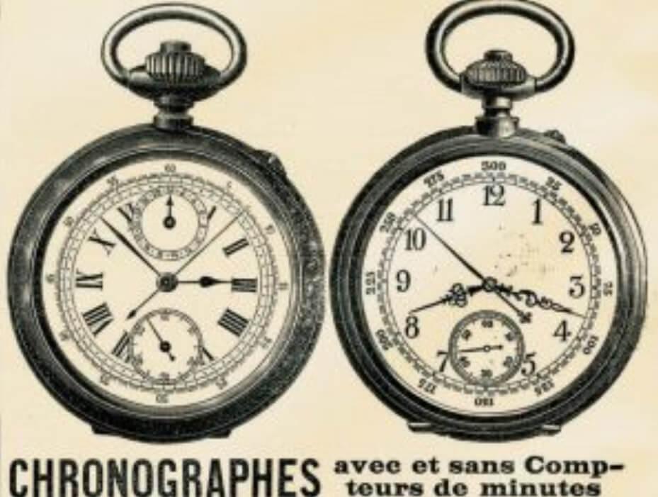 Đồng hồ bỏ túi Breitling Chronograph