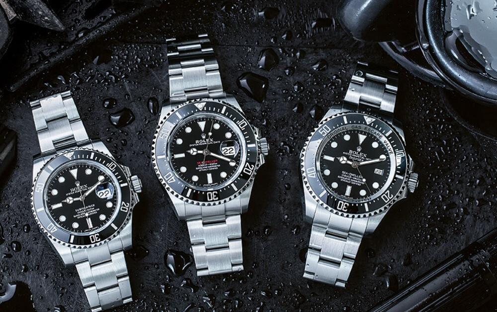Đồng hồ lặn Rolex dành cho phụ nữ yêu thích lặn