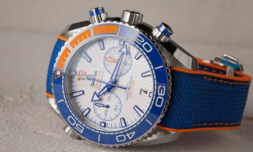 Tìm hiểu về những mẫu đồng hồ thể thao Omega