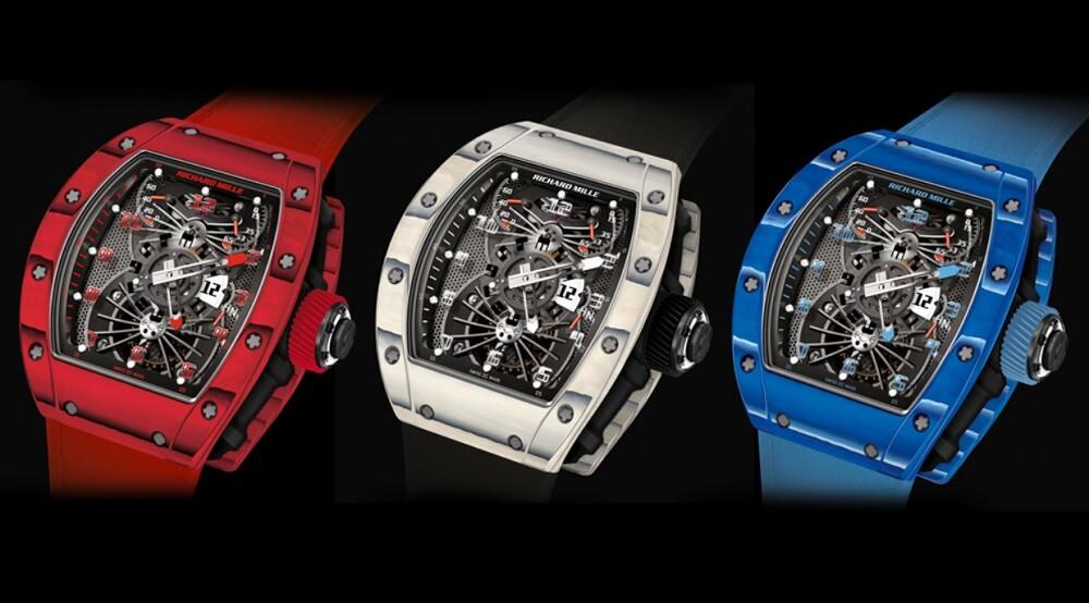 Giá trị của một chiếc đồng hồ Richard Mille sang trọng